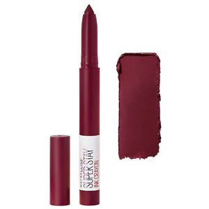 Maybelline New York Superstay Ink Crayon Lipstick 55 Make it Happen