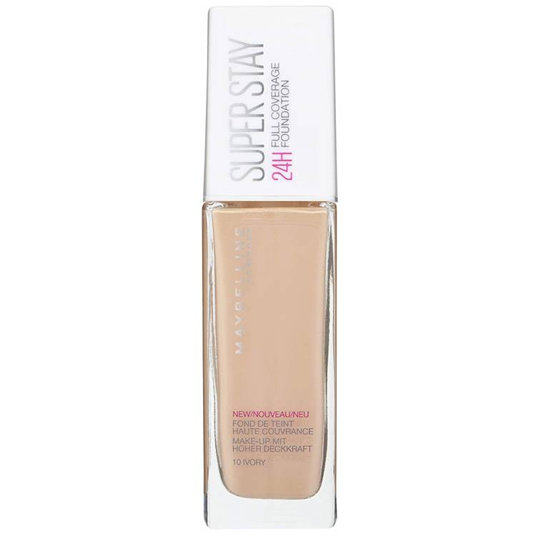 Maybelline Super Stay Foundation Ivory 10