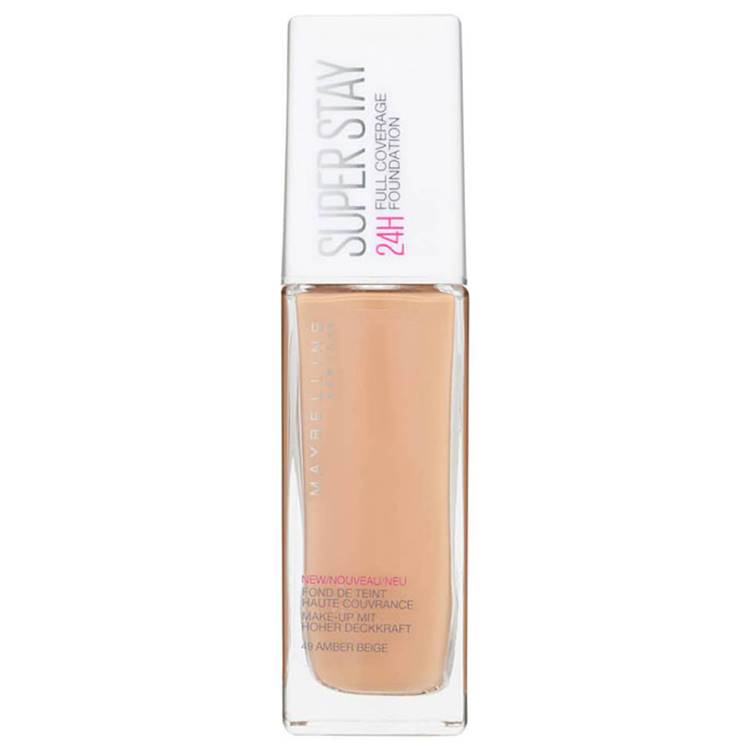 Maybelline Super Stay Foundation Amber Beige 49
