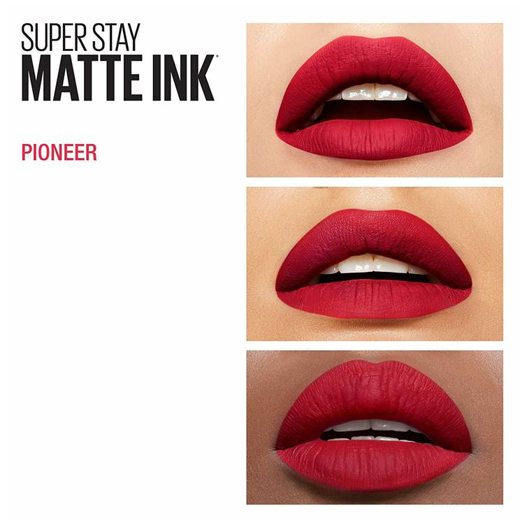 Maybelline Superstay Matte Ink Liquid Lipstick 20 Pioneer