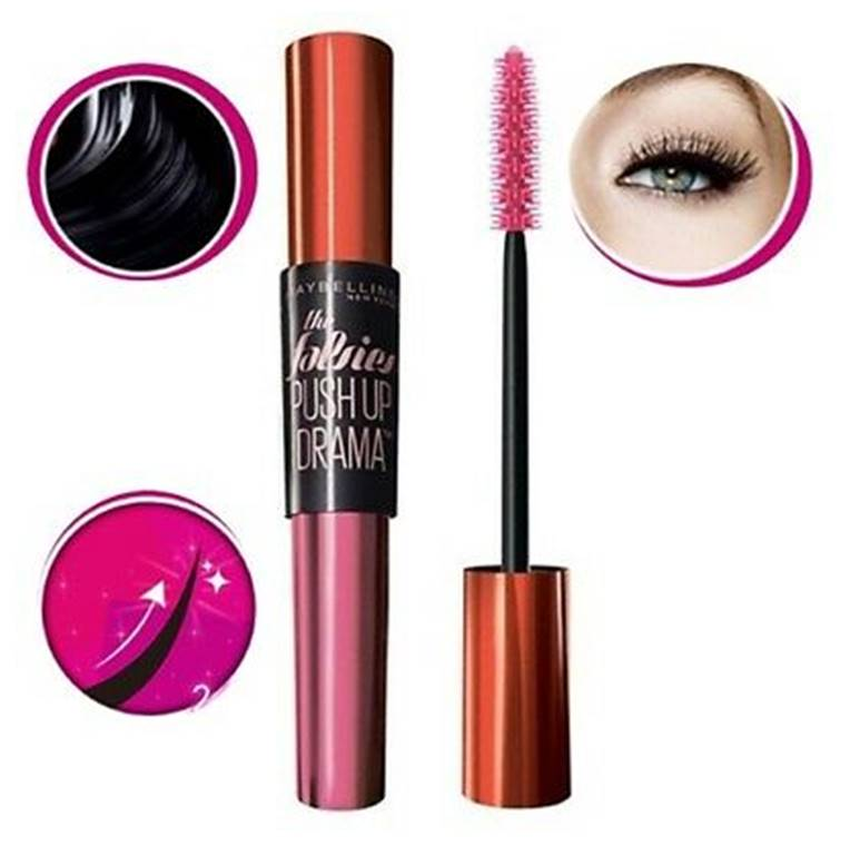 Maybelline The Falsies Push Up Drama Washable Mascara