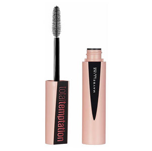 Maybelline Total Temptation Washable Mascara Black