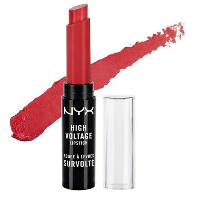 NYX High Voltage Lipstick 06 Hollywood