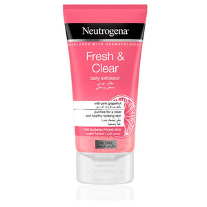 Neutrogena Fresh & Clear Daily Exfoliator 150ml