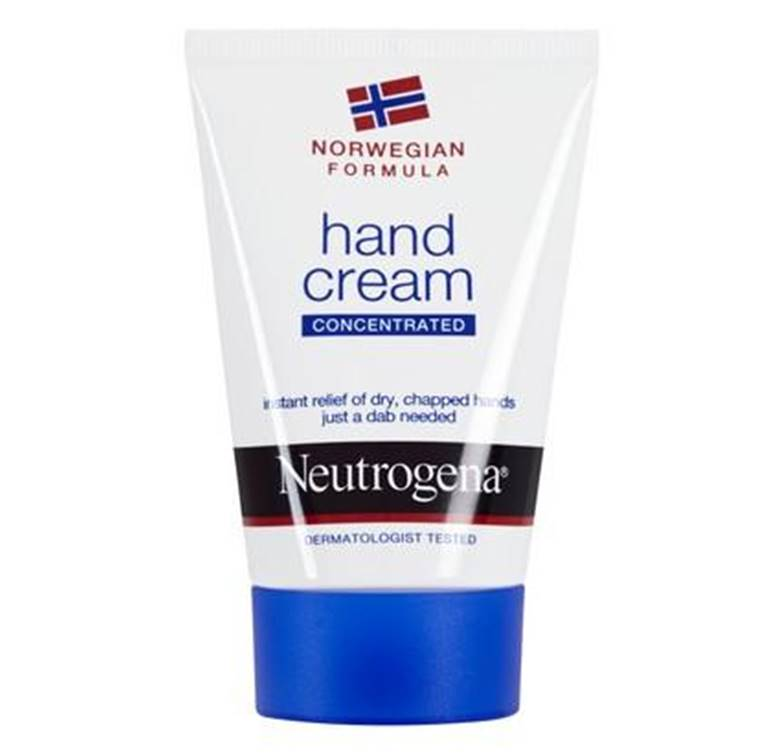 Neutrogena Hand Cream Norwegian Formula Concentrated