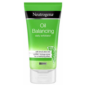 Neutrogena Oil Balancing Daily Exfoliator – 150ml