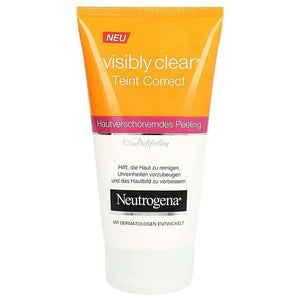Neutrogena Visibly Clear Teint Correct Face Wash 150ml