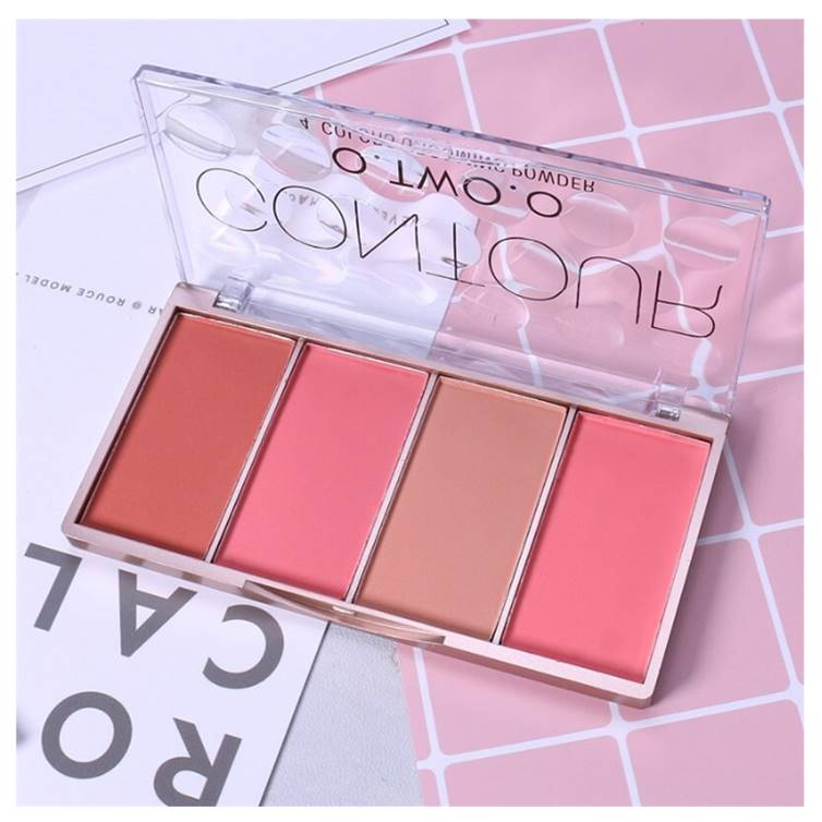 O.TWO.O Contour, Blush & Glow Kit