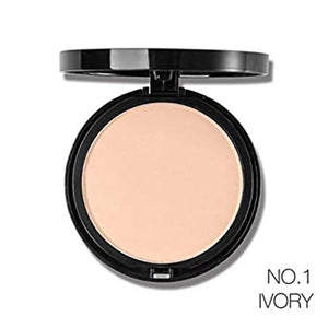 Party Queen Velvet Mineral Pressed Powder Ivory 01