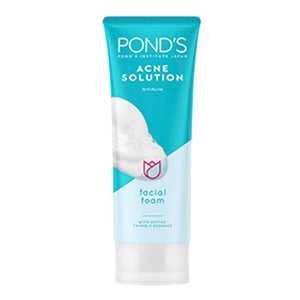 Pond's Acne Solution Facial Foam 100g