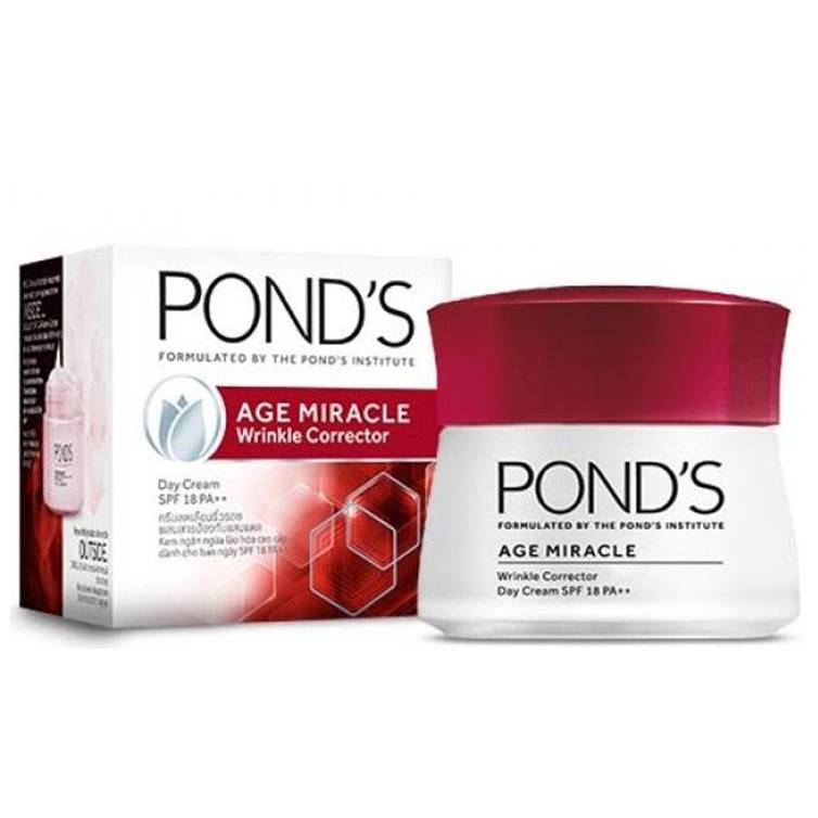 Pond's Age Miracle Wrinkle Corrector Day Cream 50ml