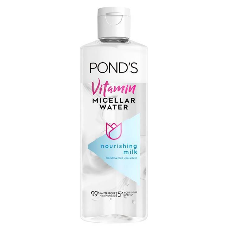 Pond's Vitamin Nourishing Milk Micellar Water 100ml