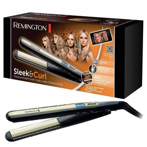 Remington Hair Straightener Sleek & Curl S6500