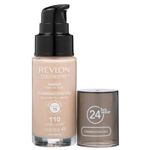 Revlon Colorstay Foundation Combination & Oily Skin Ivory 110