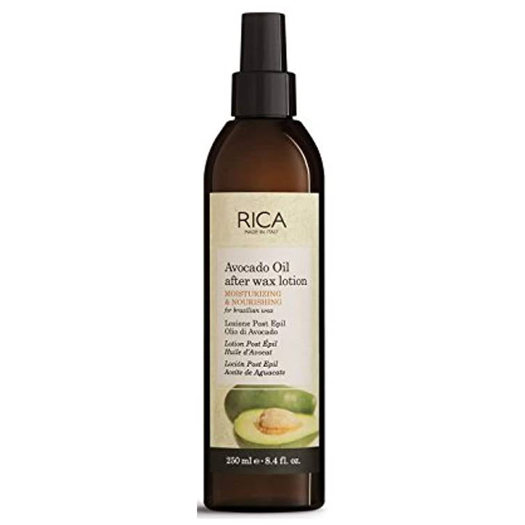 Rica Avocado Oil After Wax Lotion Calming & Soothing 250ml