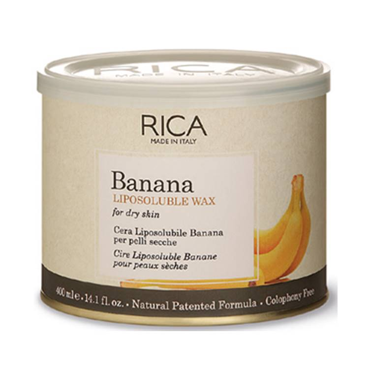 Rica Wax Banana Liposoluble 400 ml