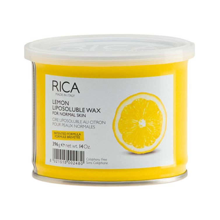 Rica Wax Lemon Liposoluble 400 ml