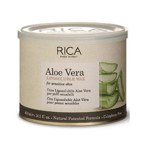 Rica Wax Aloe Vera Liposoluble 400 ml