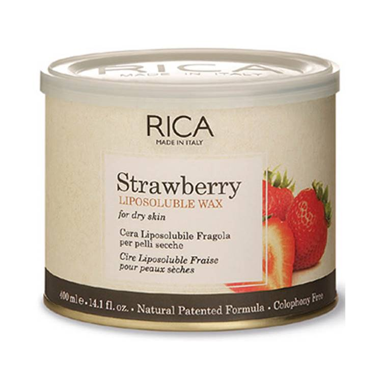 Rica Wax Strawberry Liposoluble 400 ml