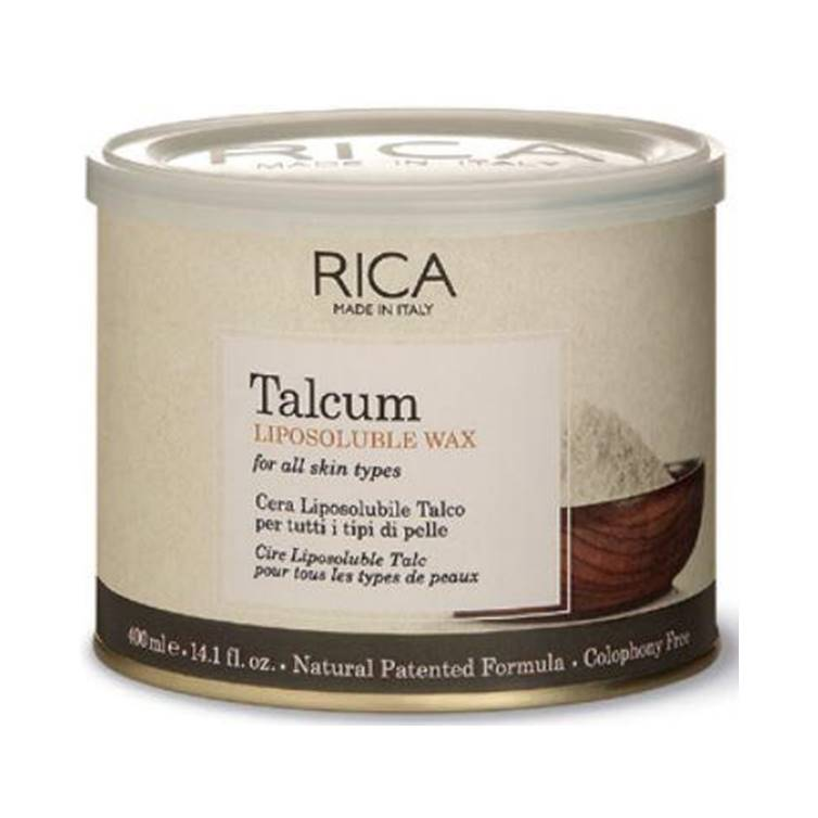 Rica Wax Talcum Liposoluble 400 ml