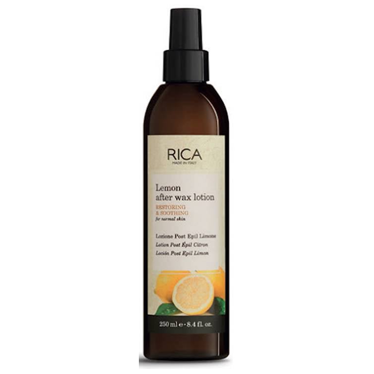 Rica lemon After Wax Lotion Calming & Soothing 250ml