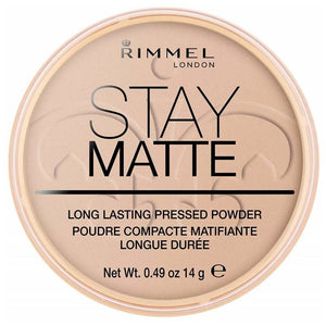 Rimmel Stay Matte Long Lasting Pressed Powder Silky Beige