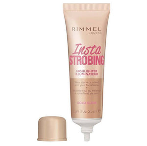 Rimmel Insta Strobing Highlighter Gold Glow