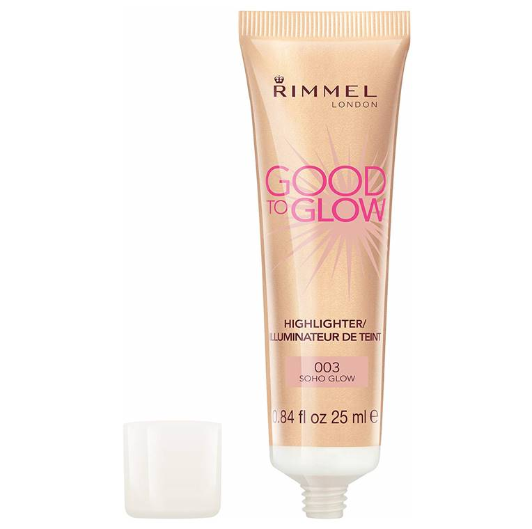 Rimmel London Good To Glow Highlighter Soho Glow 03