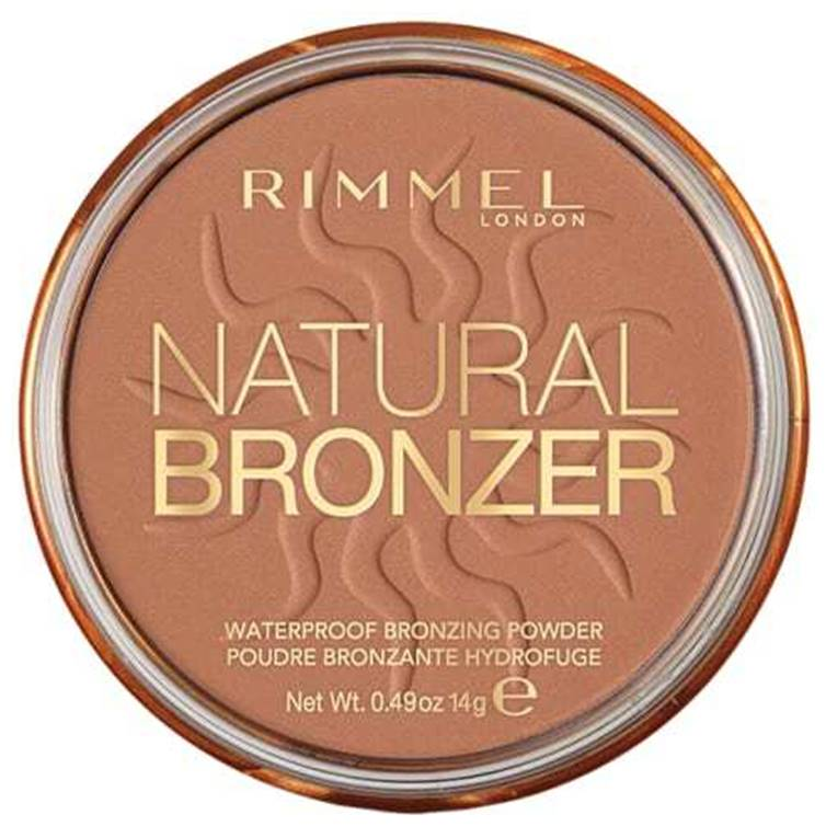Rimmel London Natural Bronze with minerals Sun Glow