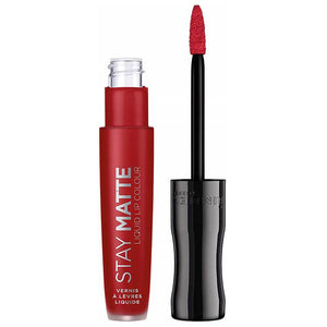 Rimmel London Stay Matte Liquid Lip Color Fire Starter