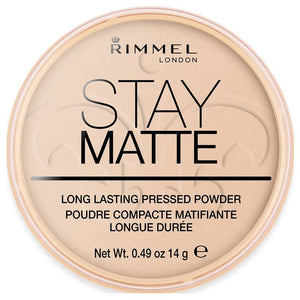 Rimmel Stay Matte Long Lasting Pressed Powder Peach Glow