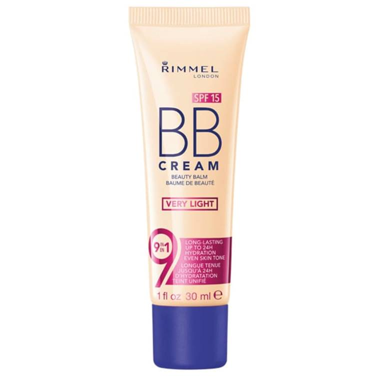 Rimmel london Beauty Balm BB Cream Very Light