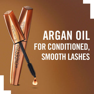 Rimmel london Wonderfull Mascara Black with Argan Oil