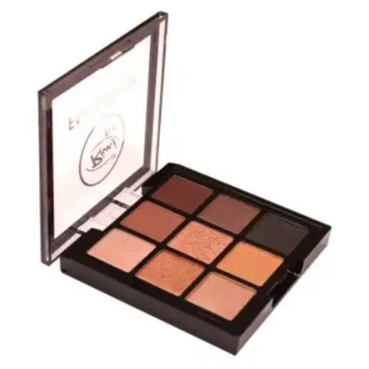 Rivaj Fantacy Eyeshadow Palette (9 In 1) - Shade 04