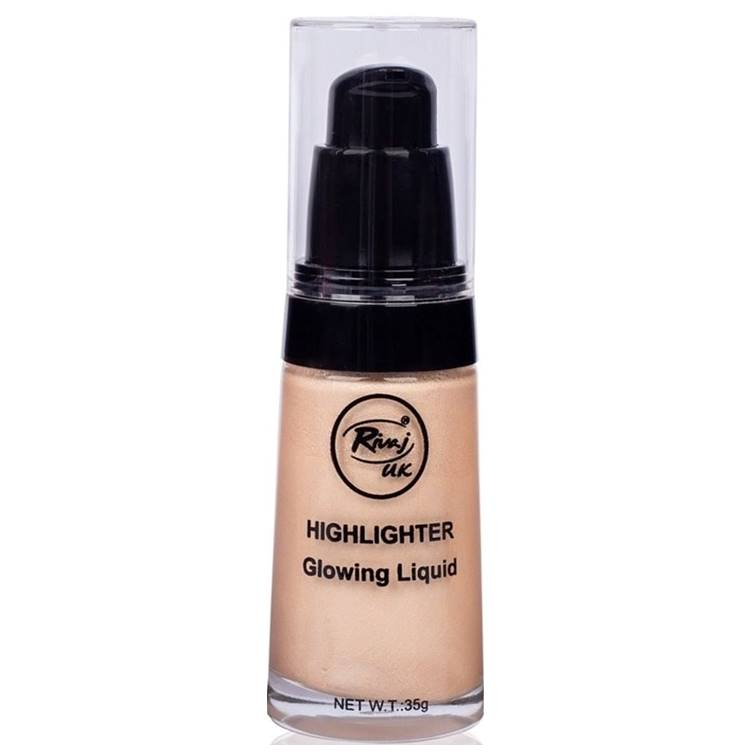 Rivaj Highlighter Liquid Glowing 04