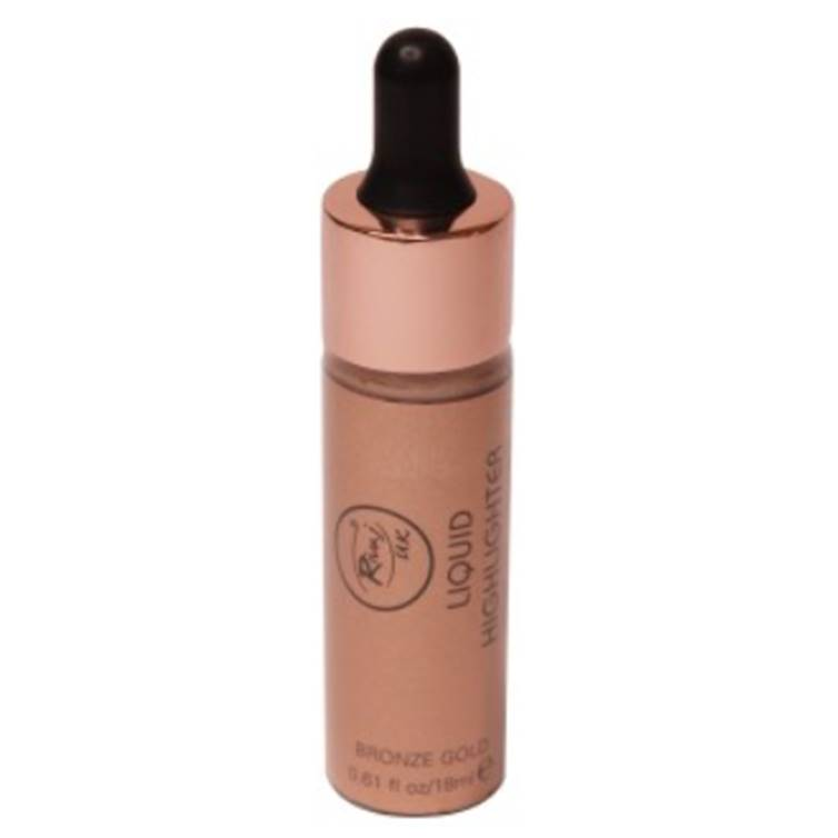 Rivaj Liquid Highlighter Bronze Gold