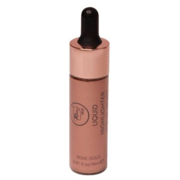 Rivaj Liquid Highlighter Rose Gold