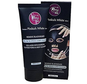Rivaj Charcoal Peel Off Mask