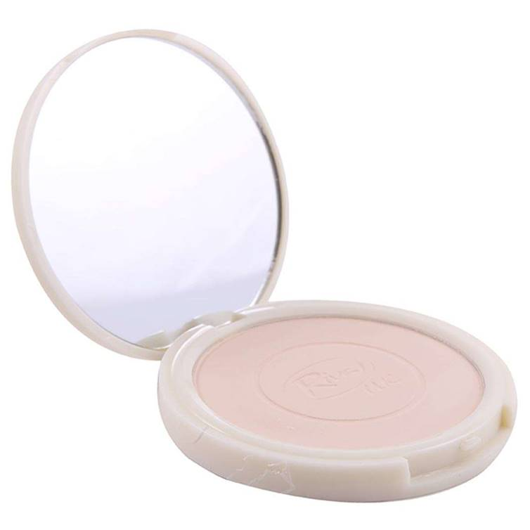 Rivaj Compact Face Powder 01 Ivory