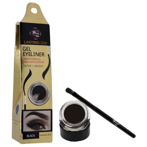 Rivaj Gel Eyeliner Black
