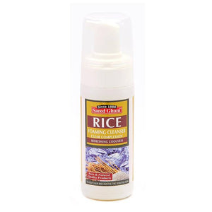 Saeed Ghani Rice Foaming Cleanser