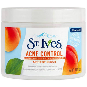 St. Ives Acne Control Apricot Scrub (Imported)