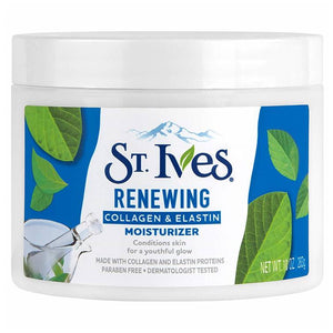 St. Ives Renewing Collagen & Elastin Facial Moisturizer (Imported)