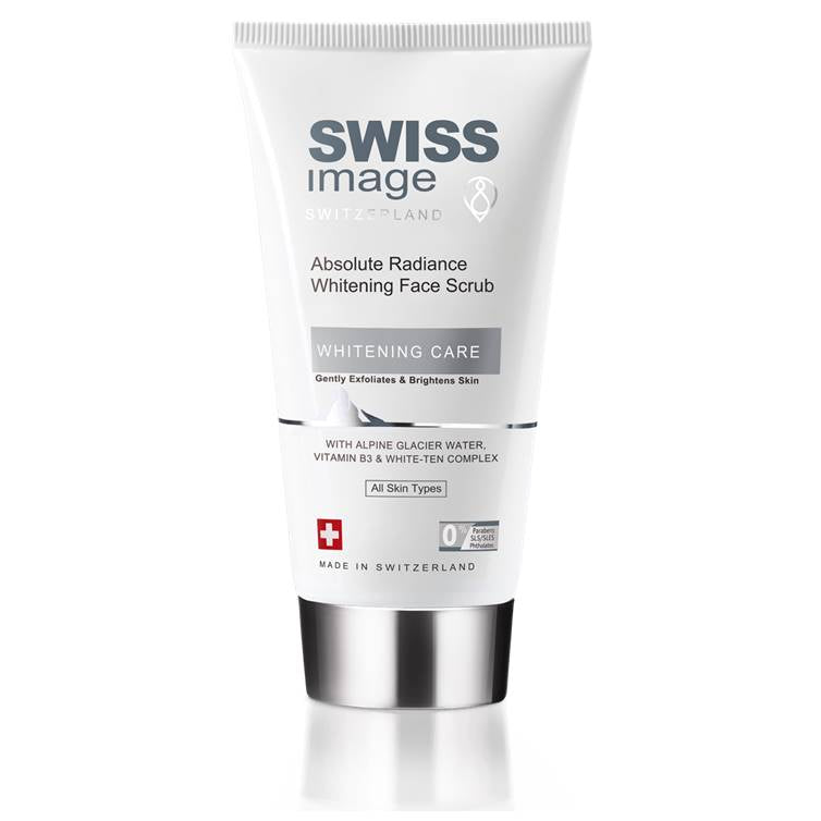 Swiss Image Absolute Radiance Whitening Face Scrub 150 ml