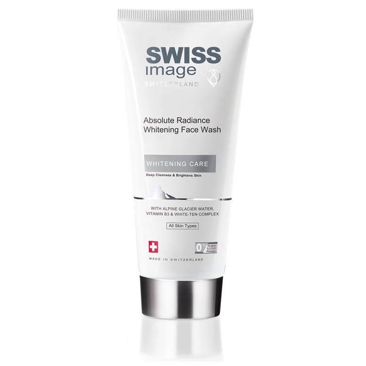 Swiss Image Absolute Radiance Whitening Face Wash 200 ml