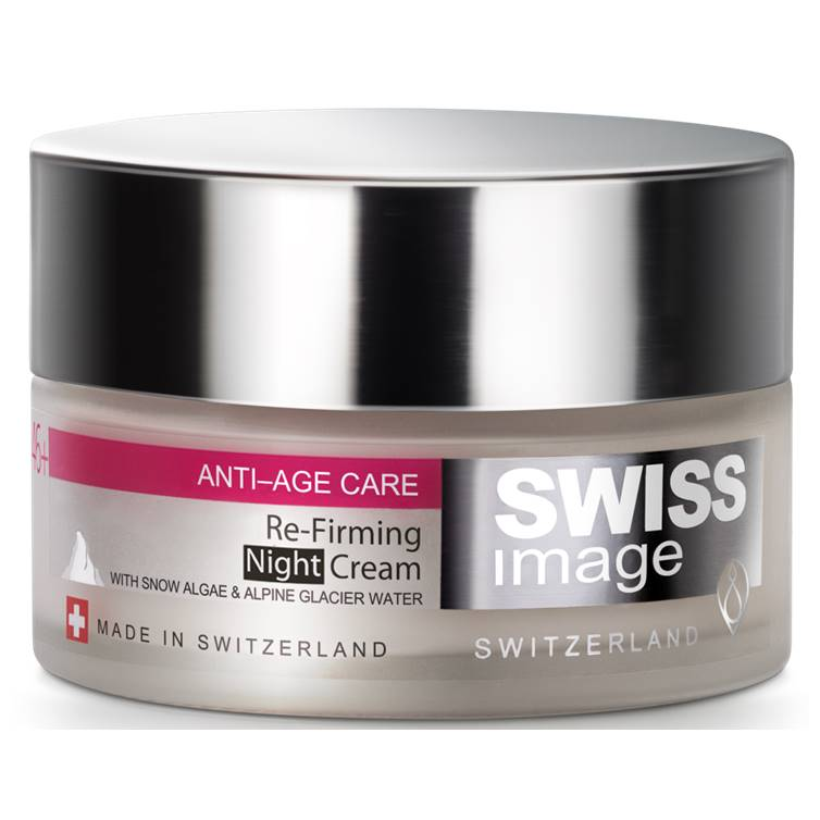 Swiss Image Anti Age Care Re-Firming Night Cream 50 ml