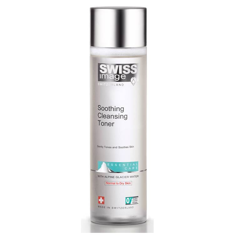Swiss Image Soothing Cleansing Toner 200 ml