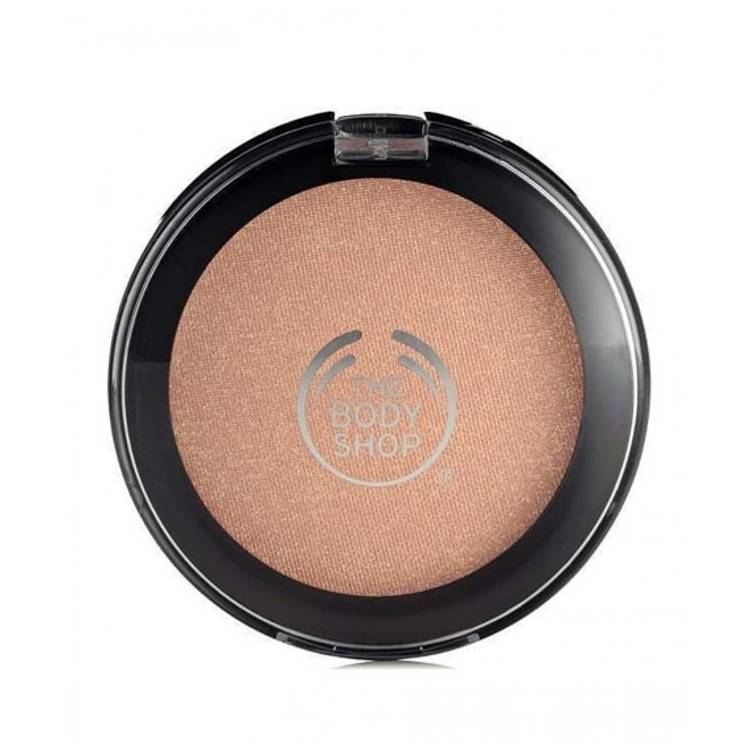 The Body Shop All-in-One Blush Amber 07