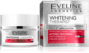 Eveline Whitening Therapist Day And Night Cream 50ml