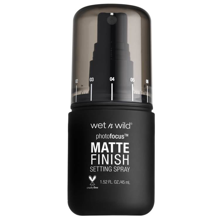 Wet n Wild Photo Focus Matte Setting Spray